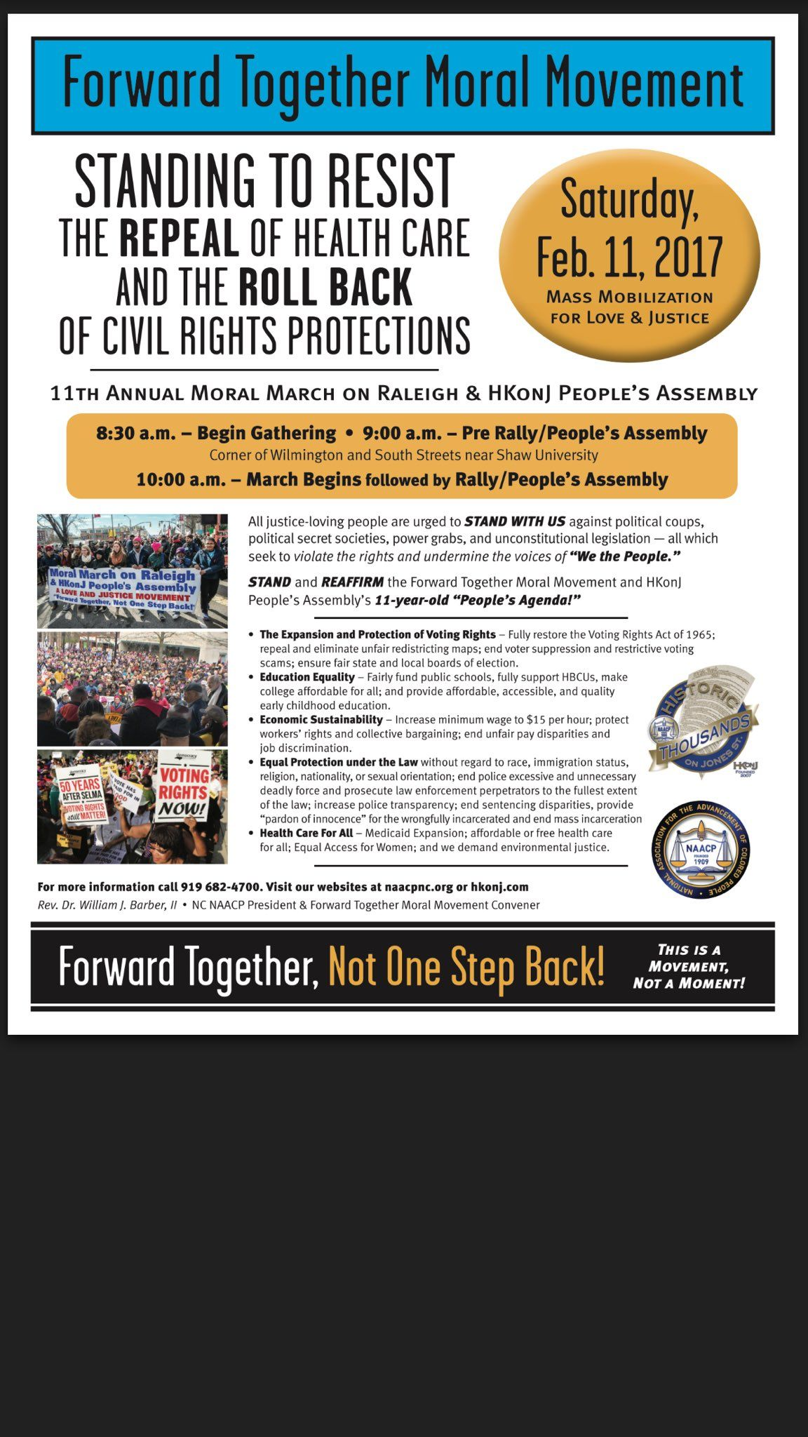 forward-together moral march february 11