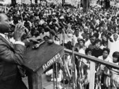 What shaped Martin Luther King's prophetic vision?