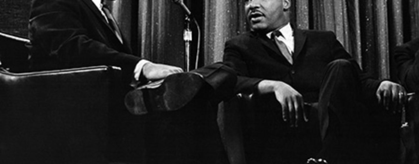 Rare 1967 Interview With Civil Rights Icon Martin Luther King, Jr. on the Merv Griffin Show
