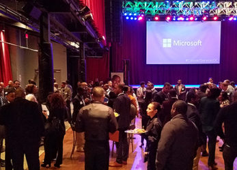 Microsoft and HBCU Connect Event For Black Tech Leaders in Washington DC