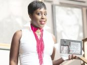 Fashionista and blogger: Natasha Bernard