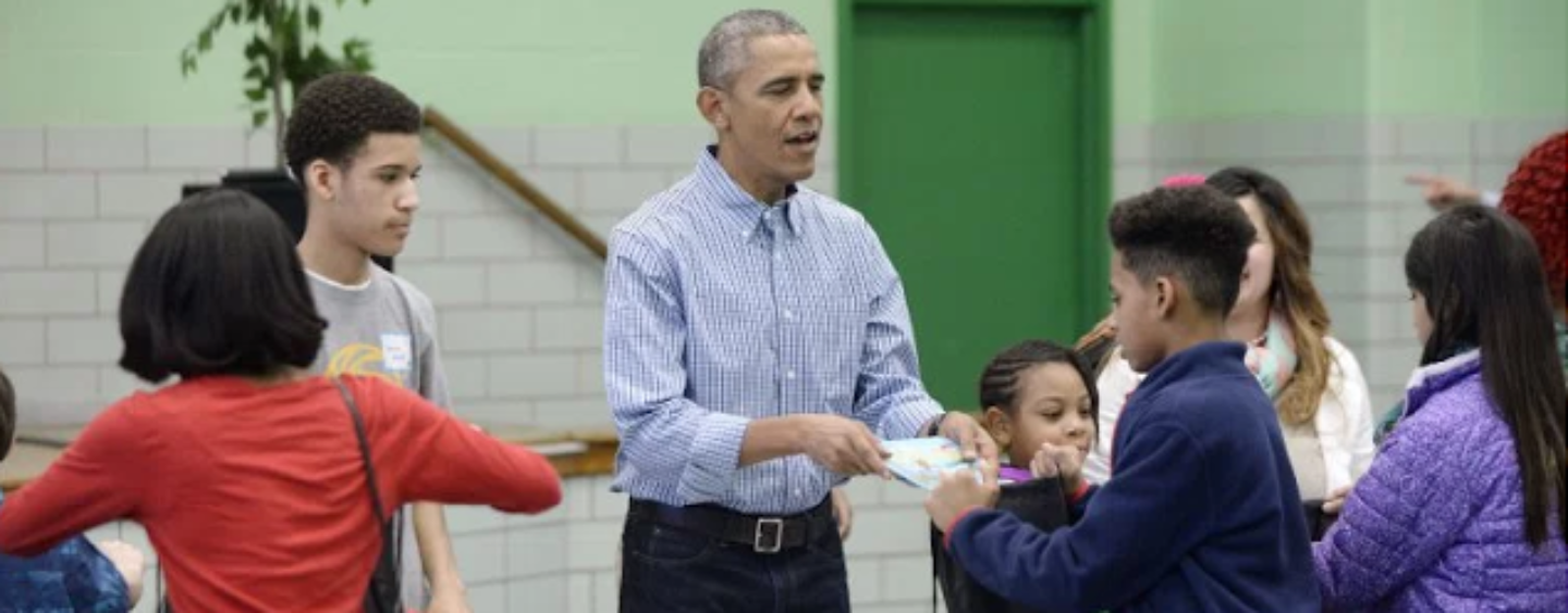President Obama wants to give $1 billion to low-income schools