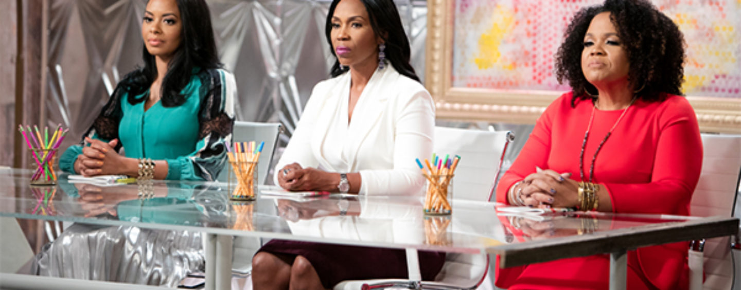 """Black Women Business Moguls Compete on """"Queen Boss"""" Reality TV Show"""