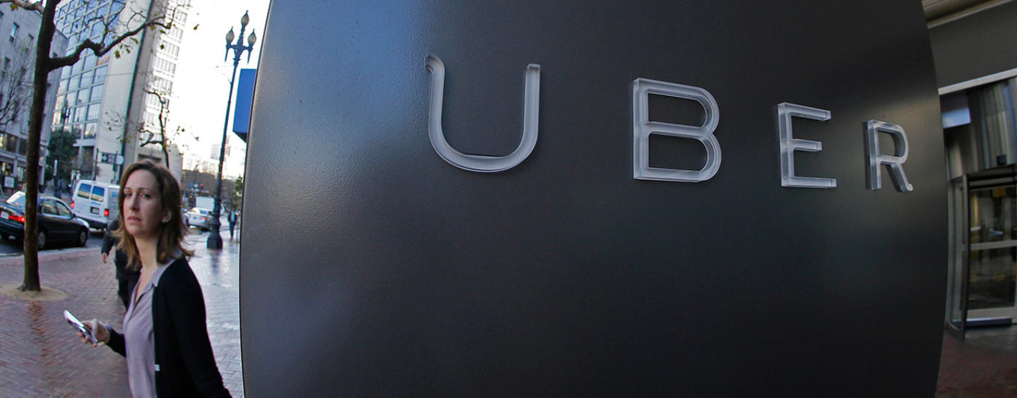 Uber's Dismissive Treatment of Employee's Sexism Claims Is Typical