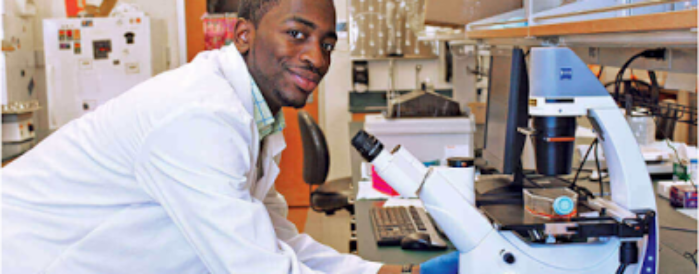 Black College Student From Chicago Discovers a Breakthrough for Colon Cancer Cure