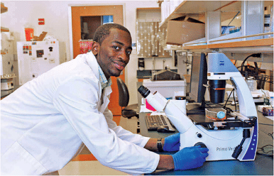 Black College Student From Chicago Discovers A Breakthrough For Colon Cancer Cure Greater Diversity News