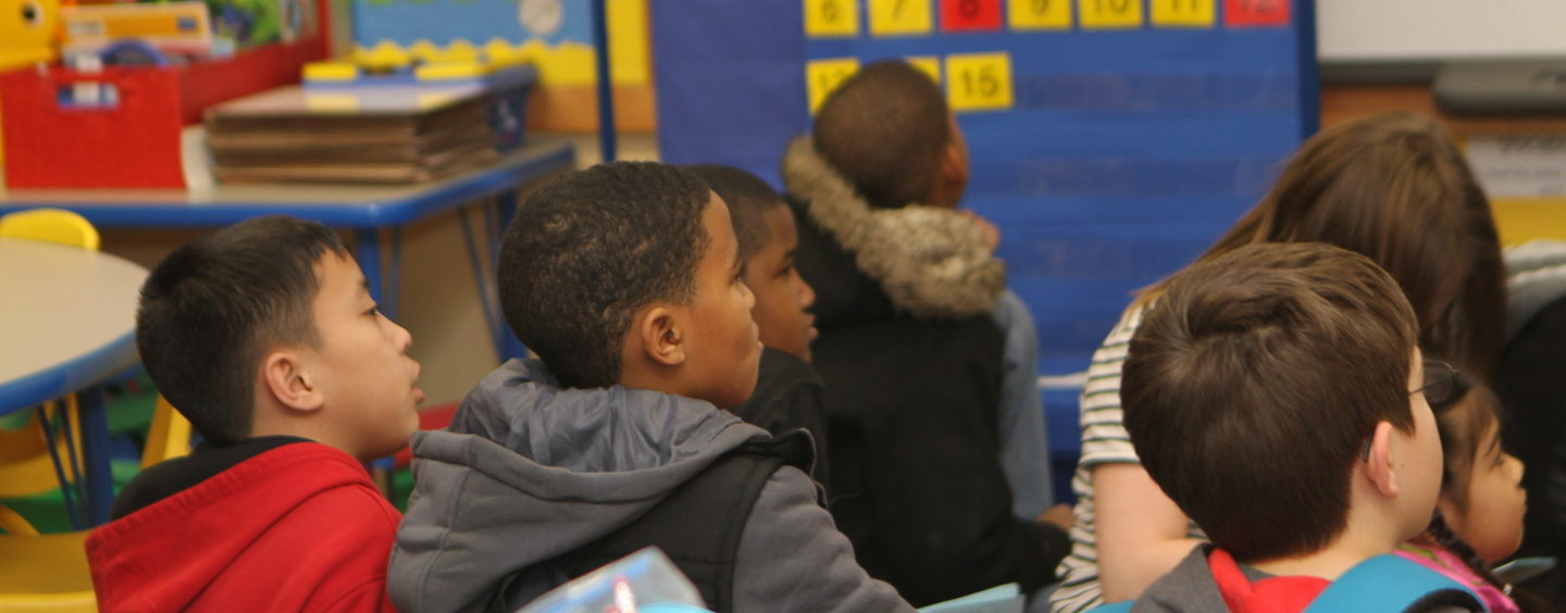 Stereotypes can hold boys back in school, too
