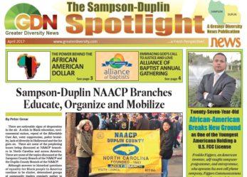 The Spotlight: Sampson-Duplin for April 2017