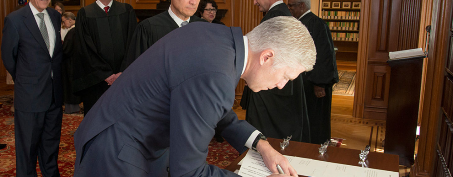 What Gorsuch's Conservative Supreme Court Means for Workers