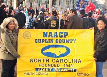 Sampson-Duplin NAACP Branches: Educate, Organize and Mobilize