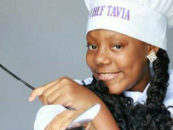 12-Year Old Chef Tavia Wins $10K on Food Network Show