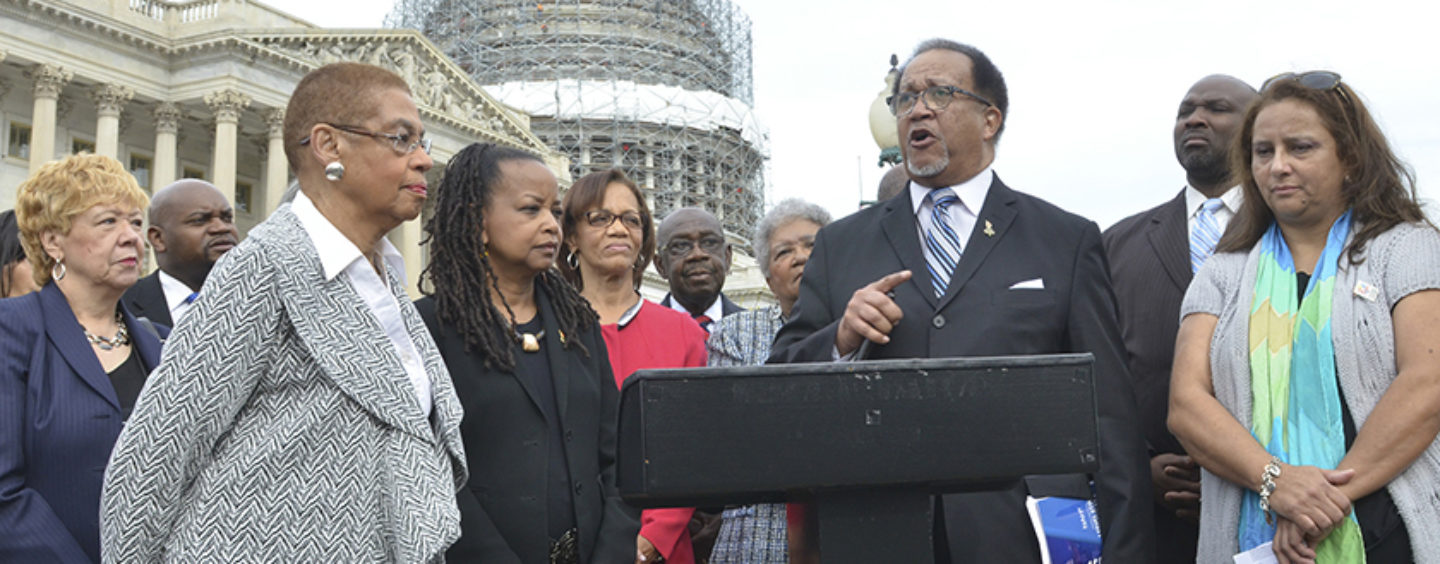 NNPA President Meets with Civil Rights Leaders and U.S. Mayors