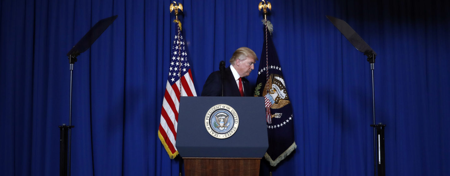 Strikes Against Syria: Did Trump Need Permission From Congress?