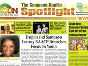 The Spotlight: Sampson-Duplin for May 2017