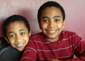 Young Genius Brothers, 11 and 14 Years Old, Graduate from High School and College