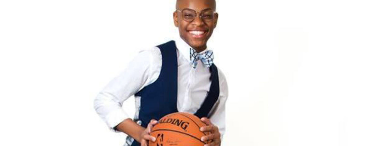 15-Year Old Black Teen Entrepreneur Signs Licensing Deal With the NBA