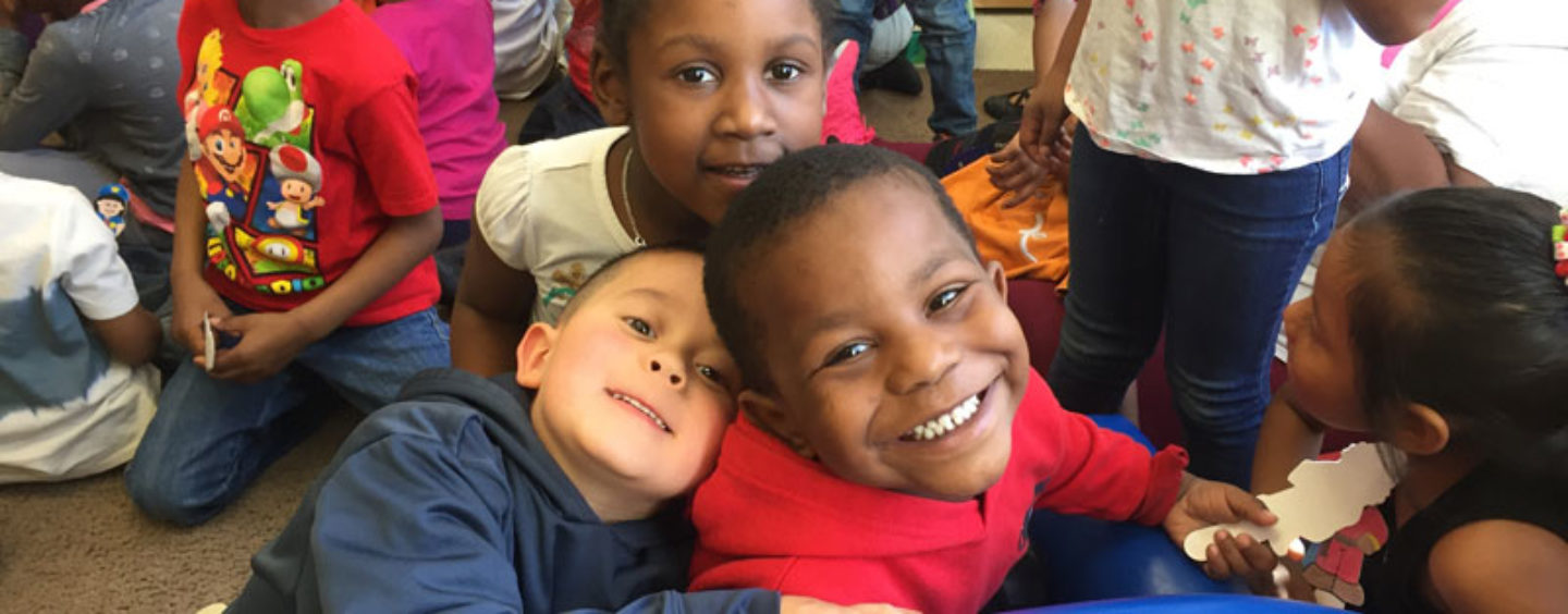Early Childhood Education is Crucial: How You Can Help