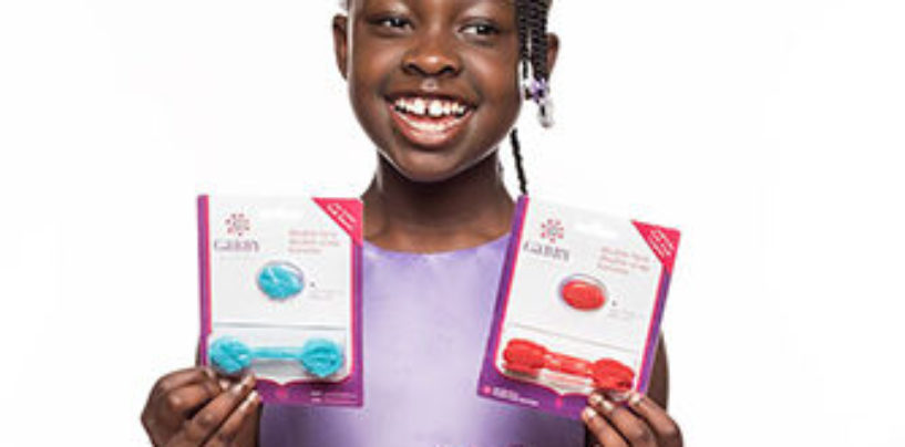 10-Year Old CEO Gets Distribution in Once Upon a Child Stores Across the Country
