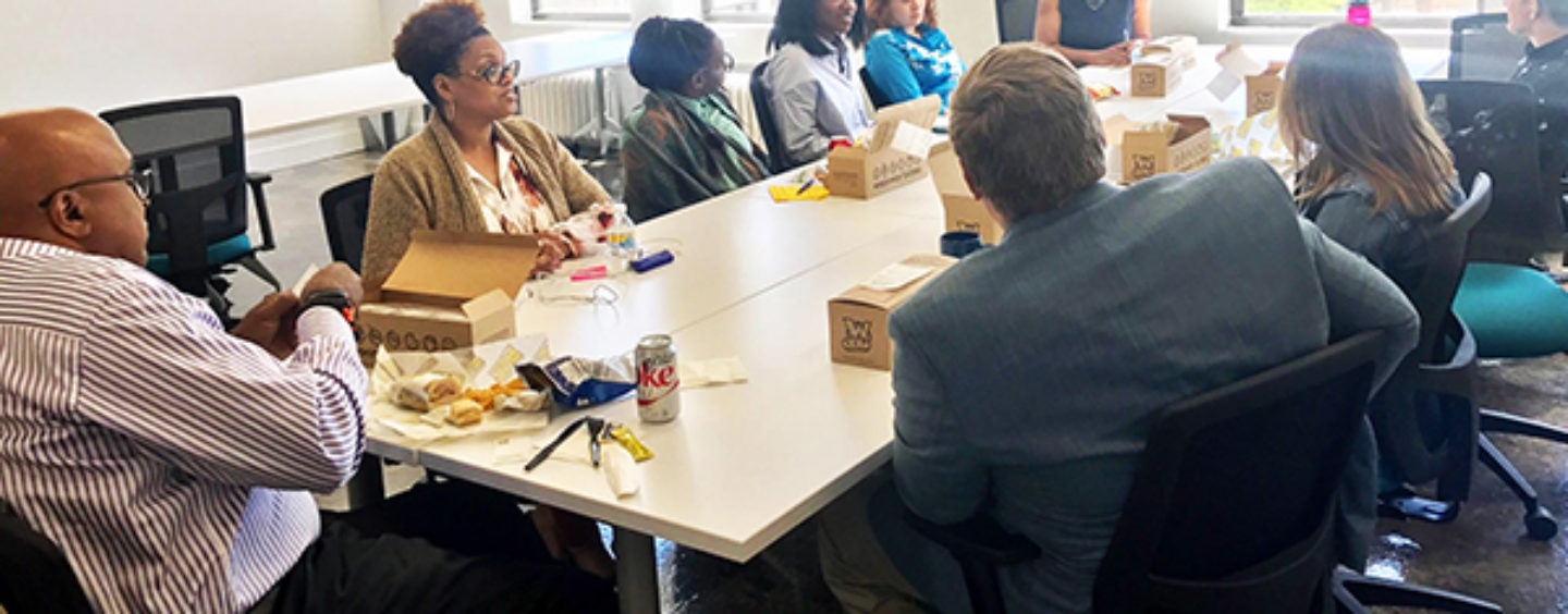 African American Business Owners Excited About Affordable Co-Working Office Space