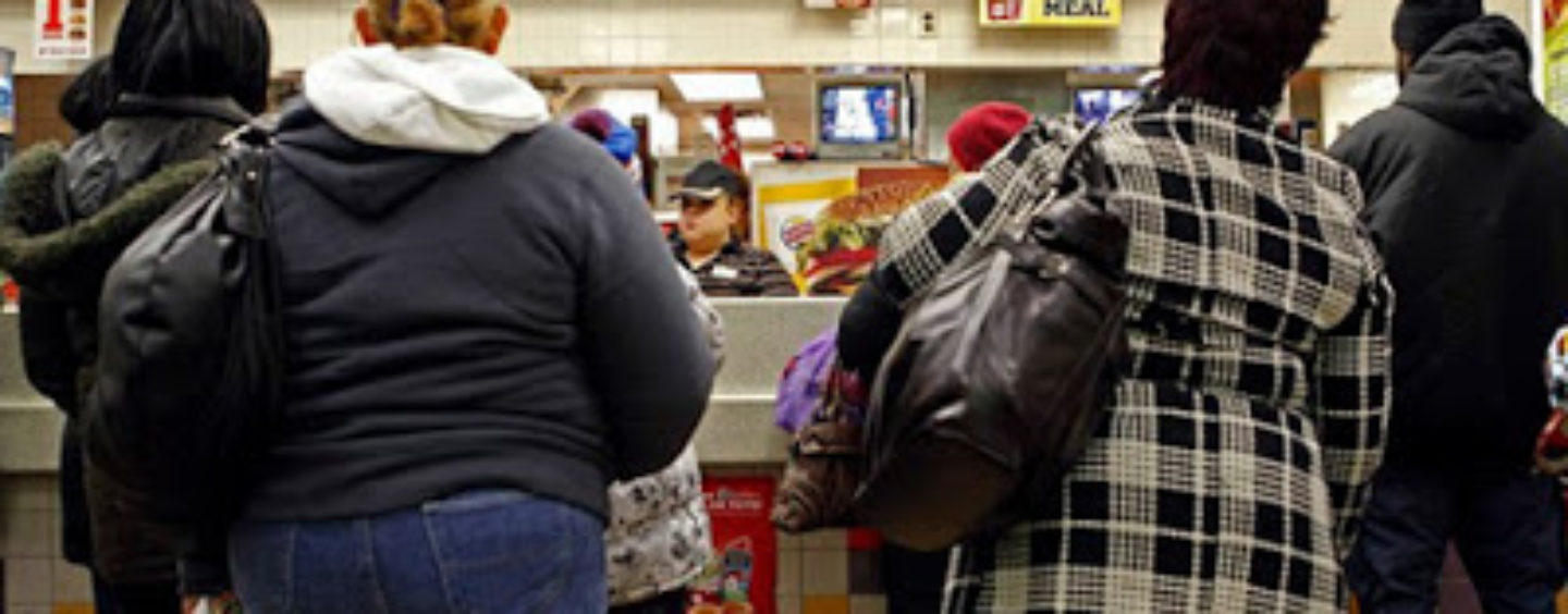 Supersizing Urban America: Black Neighborhoods Targeted by Fast Food Chains