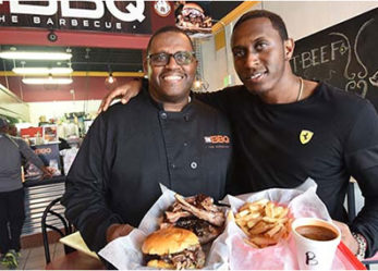 Black Family-Owned Restaurant Finds Success Serving Up Super Delicious BBQ Favorites