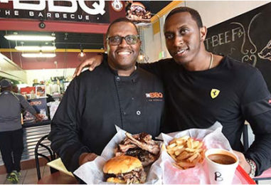 Black Family-Owned Restaurant Finds Success Serving Up Super Delicious BBQ Favorites