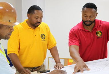 Black-Owned Construction Company Owned by Twin Brothers Now on Track to Make $4.5 Million This Year!