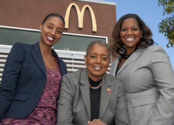 Meet the Mother and Two Daughters Who Own 13 McDonald's Franchises