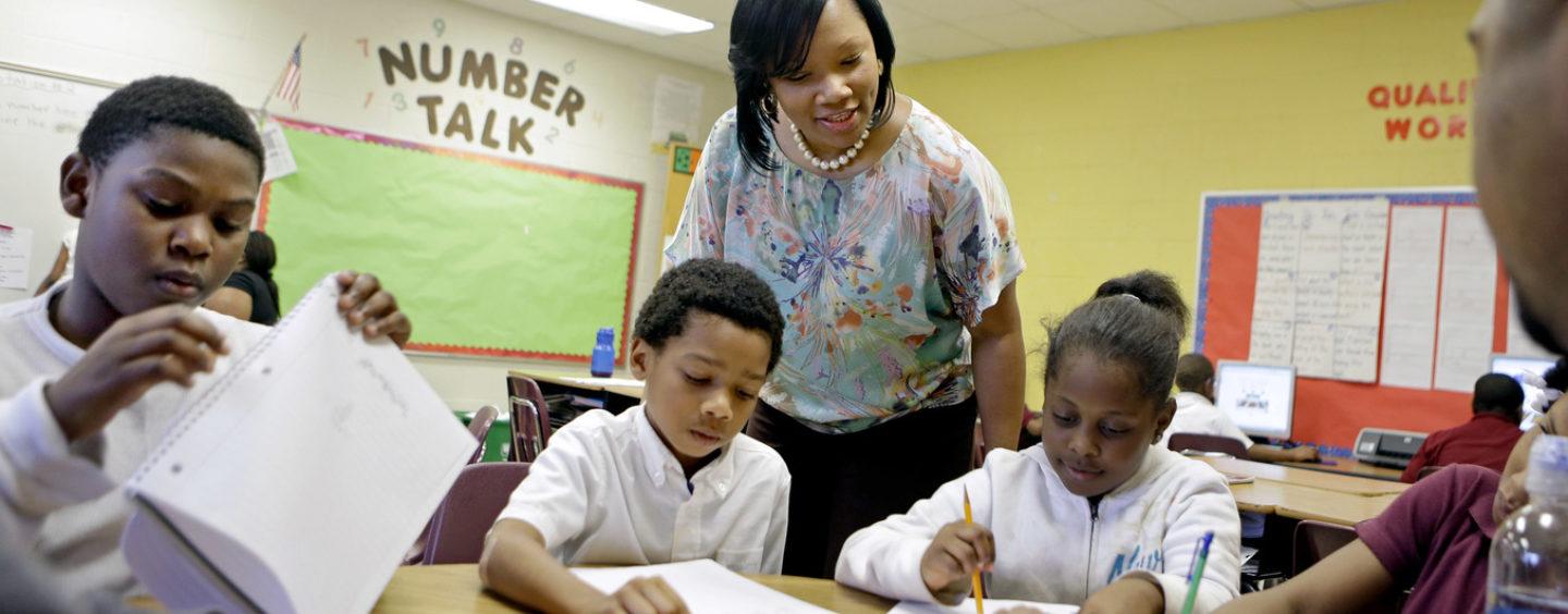 Students' Test Scores Tell Us More About the Community They Live in Than What They Know