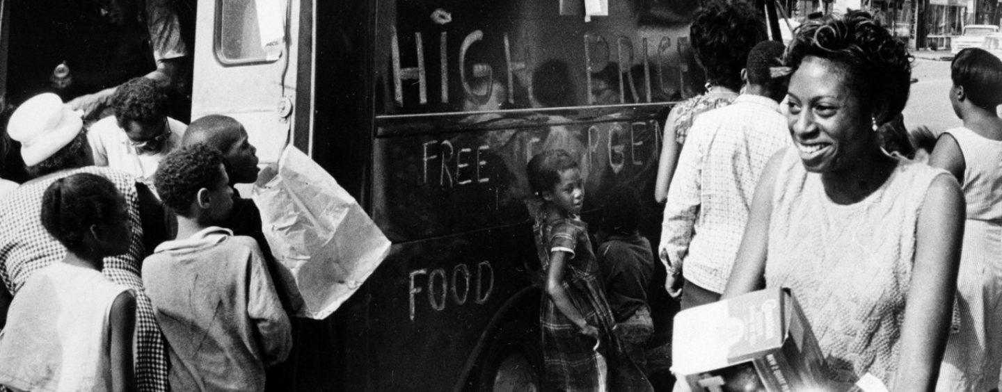 The Untold Stories of Women in the 1967 Detroit Rebellion and Its Aftermath