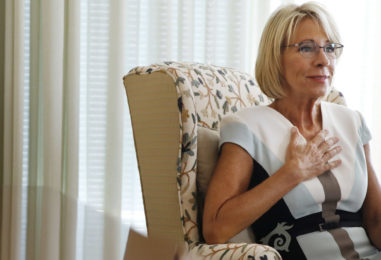Betsy DeVos' 6-Month Report Card: More Undoing Than Doing