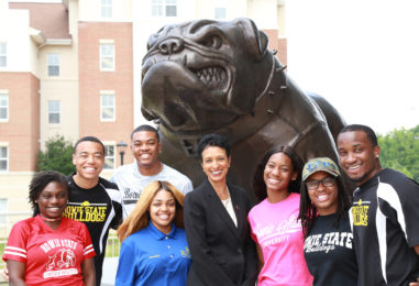 Dr. Aminta Hawkins Breaux Makes History as BSU's First Female President