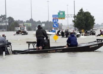 'Cajun Navy' Rescuers in Hurricane Harvey Show Vital Role of Volunteer Boats