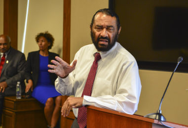Congressman Al Green (D-TX) Calls for U.S. Department of Reconciliation