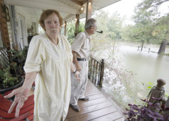 Older Victims of Hurricane Harvey Need Special Attention as Texas Recovers