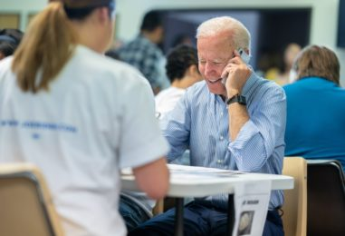 Joe Biden Virtual Events – 'Ways We Can Get the Message Out During Pandemic