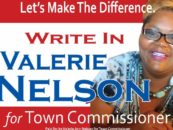 New Warsaw Town Commissioner Valerie Nelson: First African-American Woman on Board