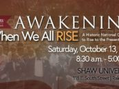 """""""The Awakening: When We All Rise"""" Forum and Rally"""