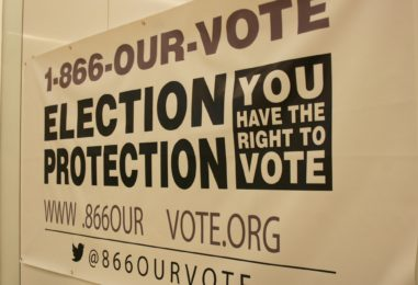 National Election Protection Hotline Receives Calls from Alabama Voters Reporting Voter Intimidation and Mass Voter Confusion Tactics