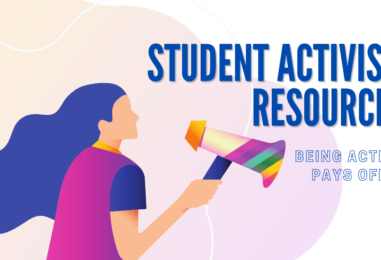 Student Activism: Being Active Pays Off