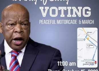 """North Carolina NAACP to Host """"Make Good Trouble"""" Day of Action on the First Day of Early Voting"""