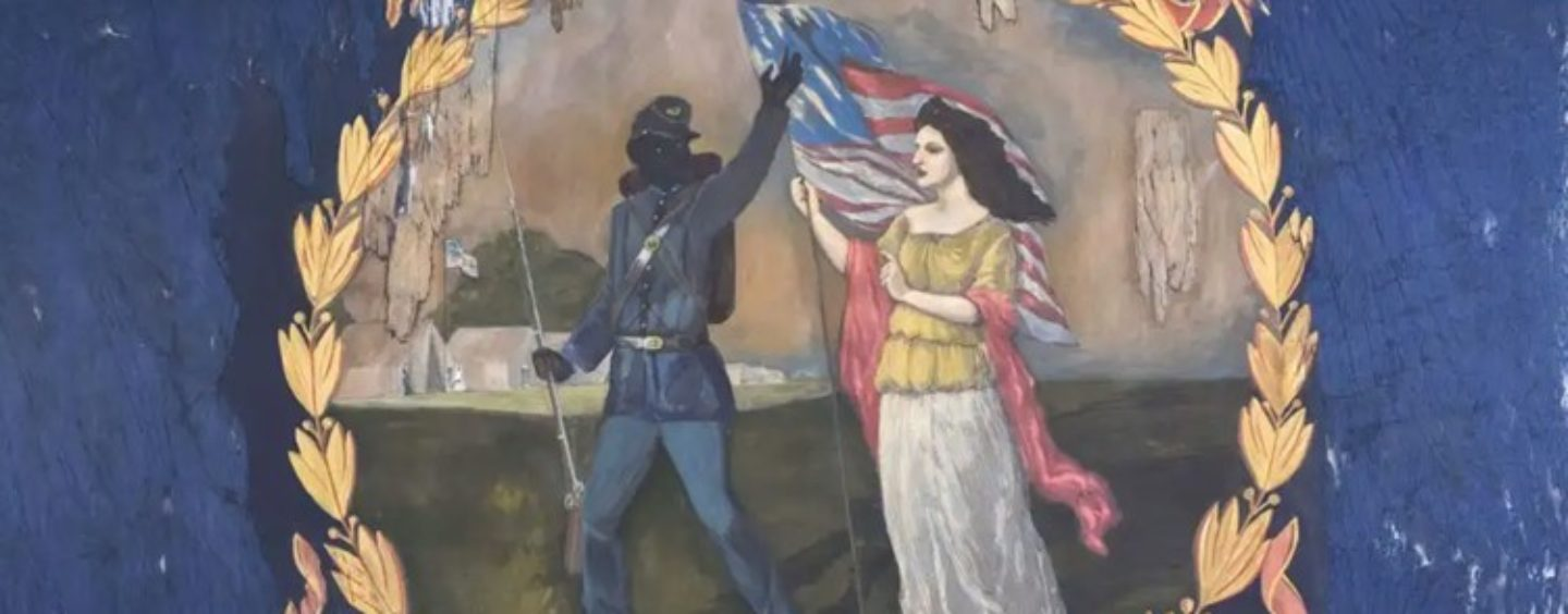 Atlanta History Center Purchases Rare Civil War Battle Flag Carried by Black Union Troops