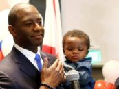 Andrew Gillum Shocks the Political World and Sets Stage for Three Black U.S Governors