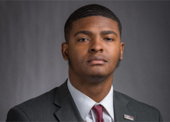"""NCCU SGA President Leads Students to Campus Polls – GDN Exclusive """"A Call to Colors"""" Vol. II Part VII"""