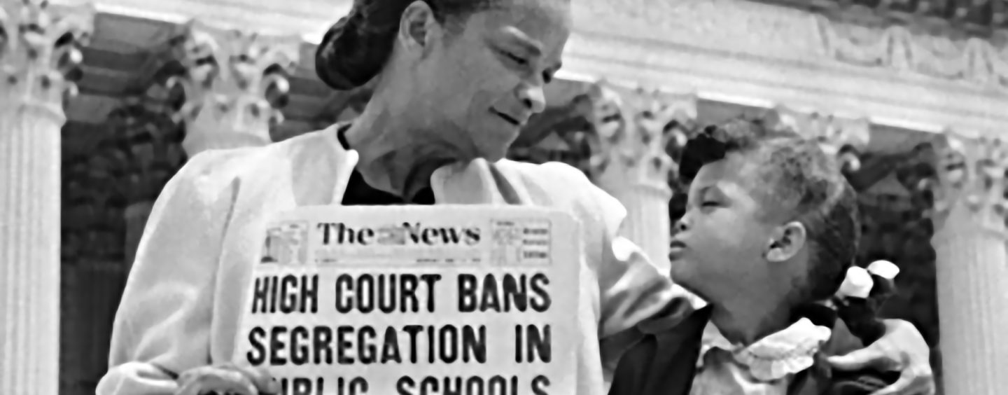 Brown v. Board of Education and Modern-Day Segregation