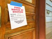 CDC Greenlights Evictions Despite Continued Pandemic