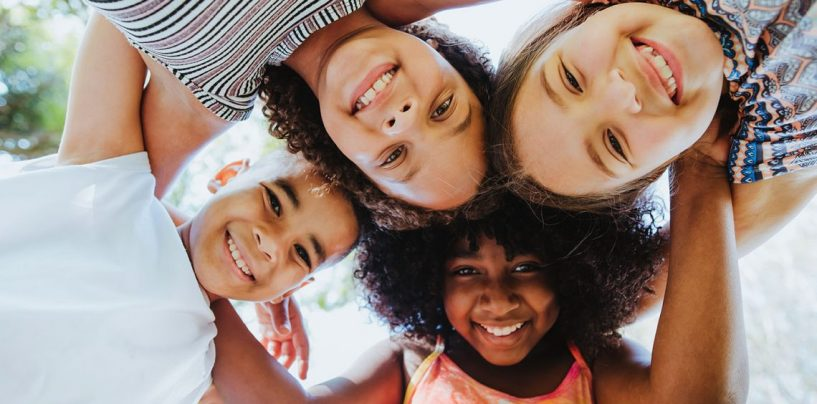 The Majority of all U.S. Children are Those of Color