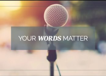 Words Matter – Overthrow, Put Down, or to Destroy by Force