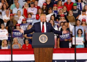 'Send Her Back' – The Bigoted Rallying Cry of Trump 2020
