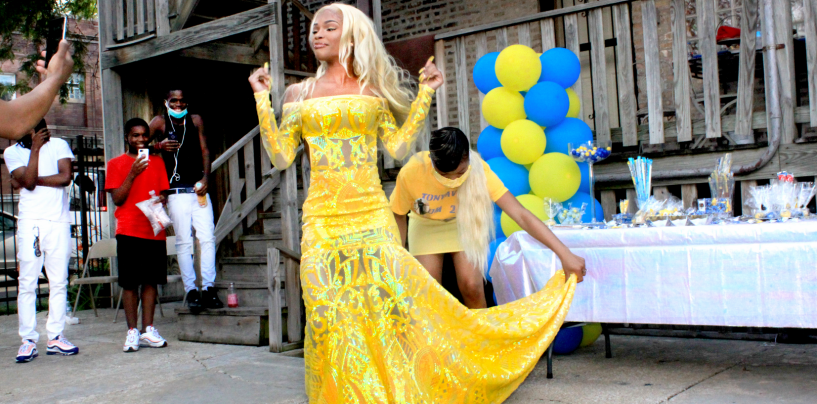 Prom Send-Offs Celebrate Black Girls and Their Communities